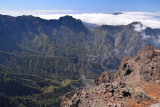 View from Roque de los Muchachos