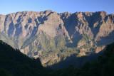 View on the caldera from La Cumbrecita