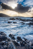 Wild Atlantic Sunset