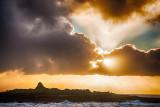 Crab Island Sunset