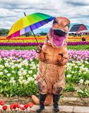 Tulip Dinosaur