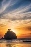 Seastack Sunset