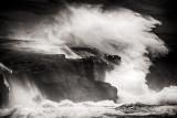 Storm Brian meets the Clare Coast