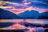 Loch Level Sunset