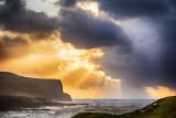 Stormy Atlantic Sky