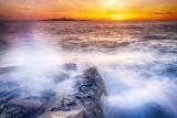 Galway Bay Sunset