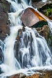 Cwmorthin Waterfall