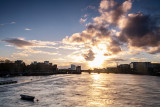 Winter Evening - Limerick City