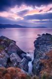 Winter Evening - Ballydonegan Bay