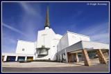 Ireland - Co.Mayo - Knock Basilica.