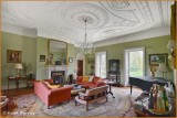 Ireland - Co.Roscommon - Castlecoote House - Drawing Room.
