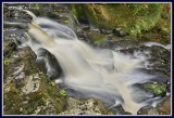 Ireland - Co.Laois - Glenbarrow Waterfall.