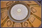 Ireland - Co.Laois - Emo Court - Dome interior.