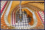 Ireland - Co.Armagh - The Argory - West Hall Staircase