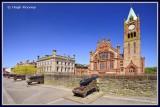Ireland - Co.Derry - Derry - Guild Hall.