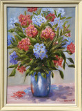 OPTIE BRONWYN - Rode en blauwe bloemen (acryl)  PSLR-7319.jpg