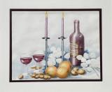 Kaarsen met wijn (aquarel)  PSLR-7317.jpg