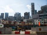 Singapore always under construction.