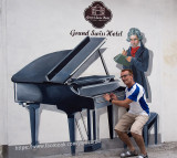 The time, when I was a pianist in George Town