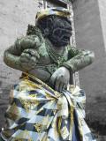 Figure in Bali