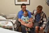 Daddy, Brother, & Uncle Chris