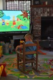 Brother Watching Simon - Favorite Show