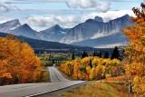 Road views / Fall road trip 2018
