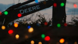 A Deere in My Lights