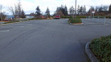 The Far End of The Parking Lot
