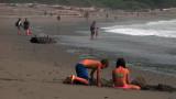 Summer At First Beach