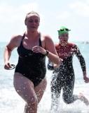Flannagan Cup ocean swim 2018