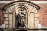 Naaldenstraat 23-Staande Maria met Kind