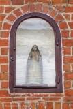 Carmersstraat 78 - staande Maria met Kind