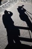 shadow selfies