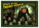 Attack Of The Swamp People!