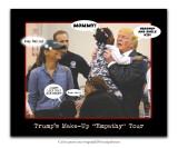 Trump Empathy Make-Up Tour