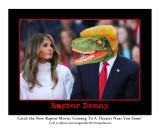 Raptor Donny