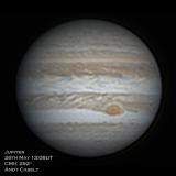 Jupiter May 2017