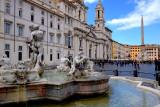 Italie - Rome - Piazza Navona