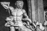 Musée du Vatican - Laocoön ett son fils