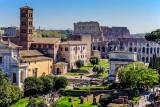 Le Colisée  Forum Romain