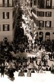 Piazza di Spagna Via di Condotti