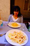 Rajae et les Pasta