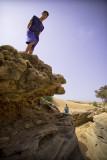 Tamri Les dune et la mer