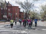 Marathon through Capitol Hill