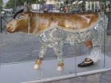 The glitzy cow