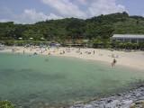 Beach in Yomitan Village
