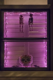 The pink window