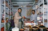 Urfa spice vendors