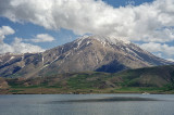 Mount Süphan from Akdamar Island
